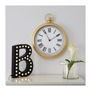 OMEDELBAR Wall Clock IKEA