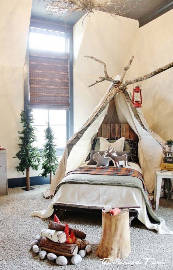 Kids Bedroom Adventure