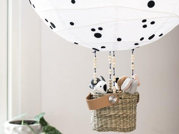 Hot Air Ballon Light Fitting Ikea Hack