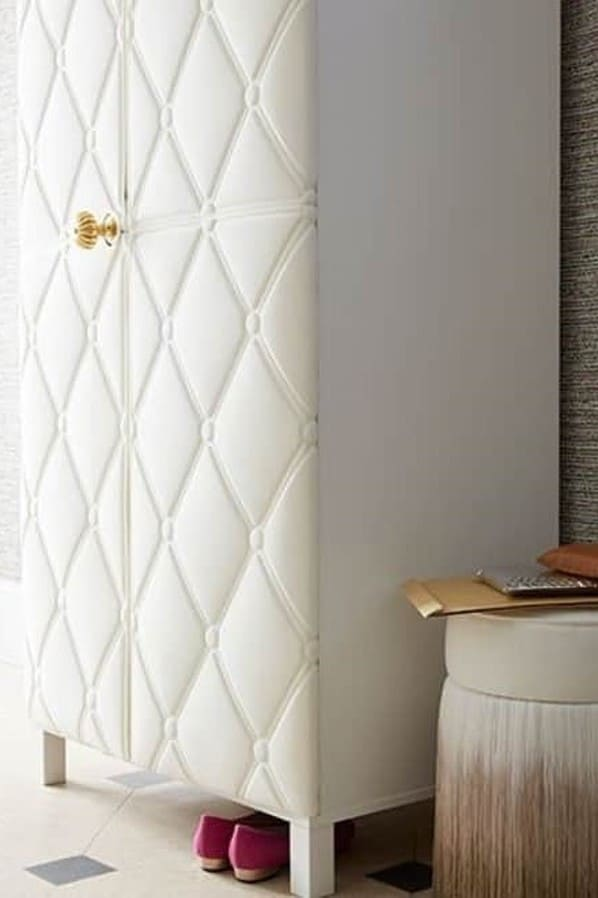 Upholstered Wardrobe Doors