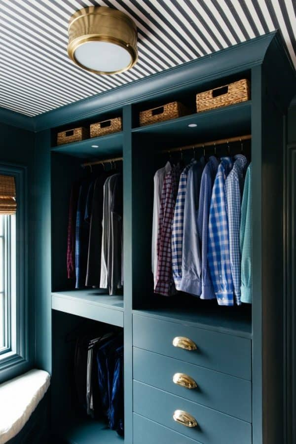 Chic Dressing Room Cabinets Ikea Hack