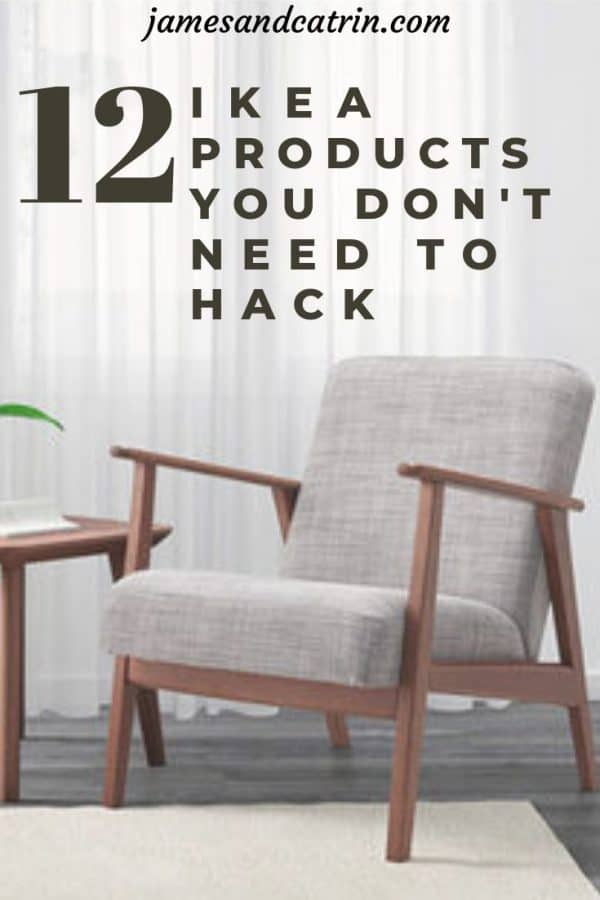 12 Ikea Products you don't need to Hack