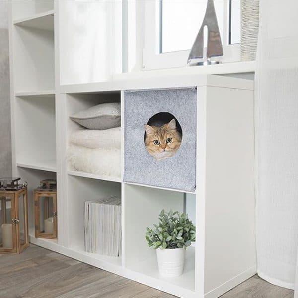 Cat Bed Hack