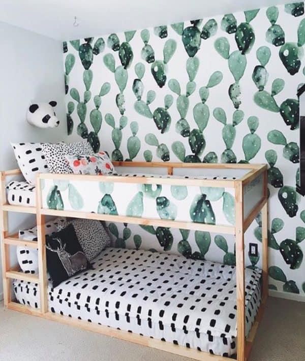 Ikea Kura Bed Cactus Hack