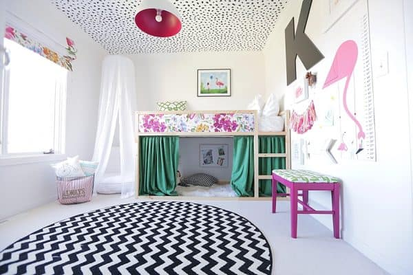 Ikea KUIra Bed Elegant Hack