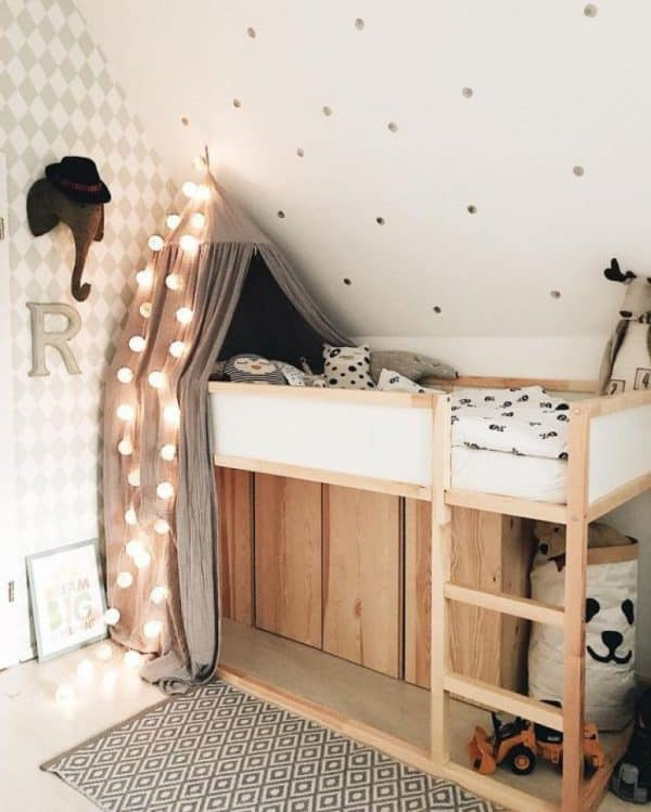 19 Ikea Kura Bed Hacks Your Kids Will Love James And Catrin
