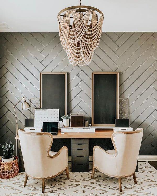 Ikea ALEX Glamorous Double Desk Hack