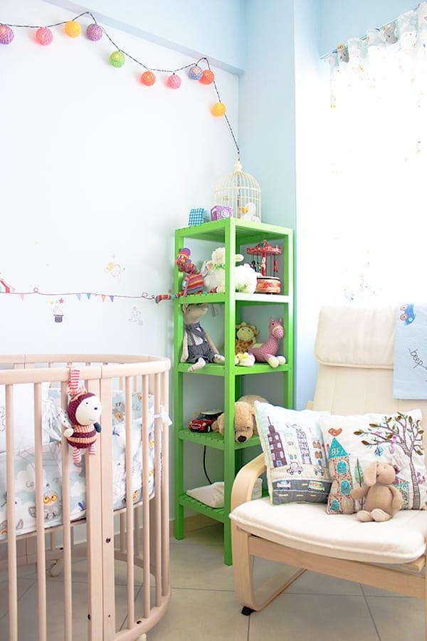 Ikea Kids Stuffed Toy Storage Hack