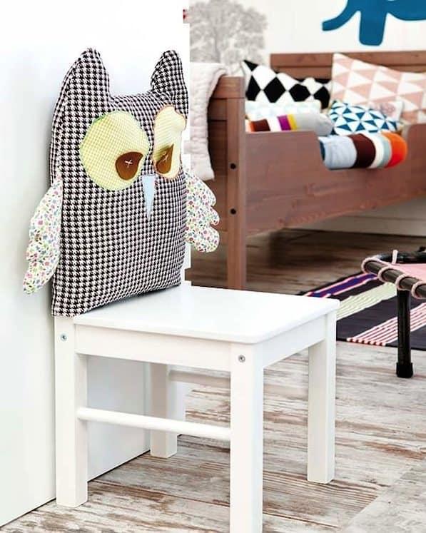 Ikea Kids Owl Chair Hack